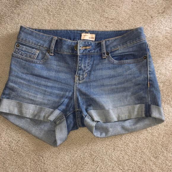GAP Pants - GAP Jean Mini Shorts